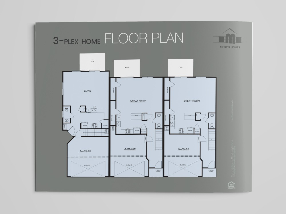 You Will Get A Visually Appealing 2d Floor Plan For Your Real Estate Presentation Upwork