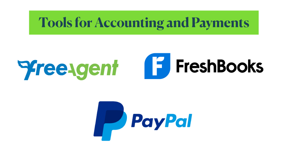 Tools for Accounting and Payments